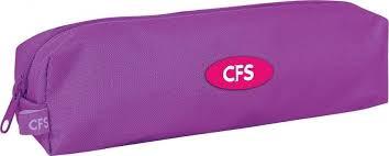Пенал мягкий Fashion Violet фиолетовый