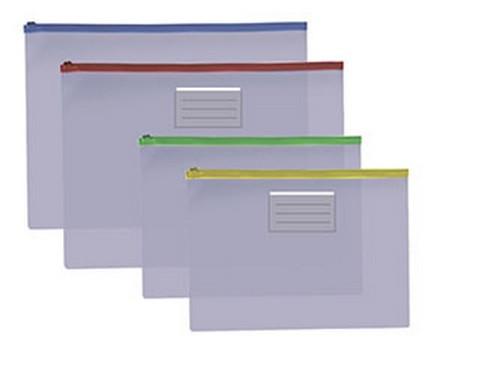 Папка-конверт на застежке А4