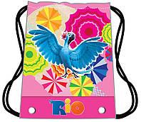 Сумка для обуви розовая Rio