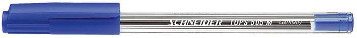 Ручка шариковая Schneider TOPS 505 M,0.7 мм синяя S150603