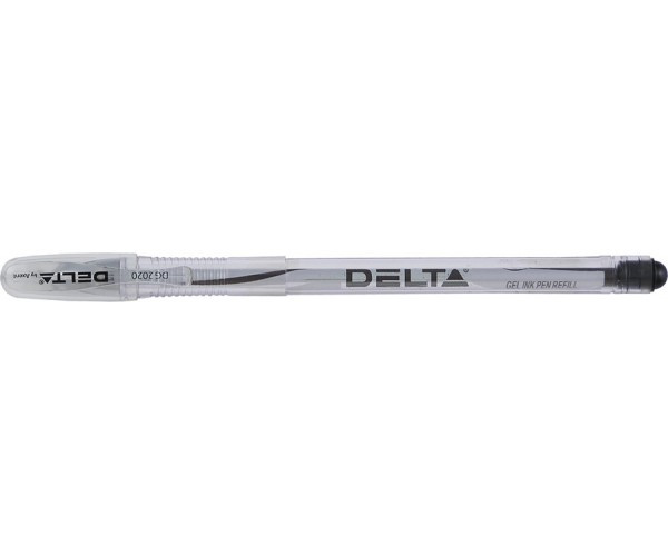 Ручка гелевая DG2020 , черная