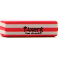 Ластик Axent двуцветный 1184-А