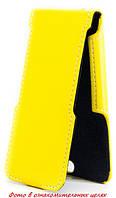 Чехол Status Flip для Doogee Dagger DG550 Yellow