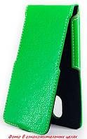 Чехол Status Flip для Doogee Y300 Green