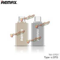ReMax USB 3.0 USB 3.1 Type-C OTG адаптер для мобильного телефона планшетный ноутбук
