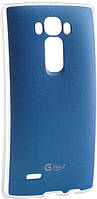 Чехол VOIA (original) на LG G Flex 2 H955 - Jell Skin Blue