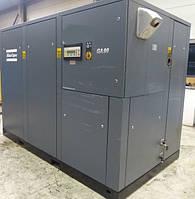 Компрессор бу Atlas Copco GA 90, 90 квт, 16.56 м3/мин 7.5 бар, 2001 г.