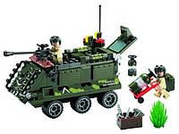 Конструктор Brick Военная машина 814