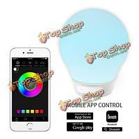 1200мАh 5w интеллектуальное управление приложение красочные беспроводной Bluetooth  4.0 спикер лампы AURABULB divoom