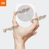 Xiaomi mini-контроль портативное приложение беспроводная сеть Wi-Fi динамик сигнализация радио-проигрыватель