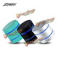 Joway bm070 Mini беспроводная Bluetooth  2.1 TF карта 3D Surround стерео тяжелый бас динамик с микрофоном