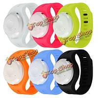 Беспроводная связь Bluetooth спортивный Mini Music часы динамик с микрофоном