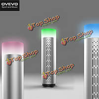 OVEVO z3 2200мАh умный красочный LED сигнальная лампа Hi-Fi Bluetooth  динамик с микрофоном