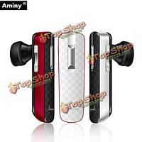 Aminy M850 интеллектуальное управление голосом вождения Hi-Fi Беспроводная связь Bluetooth  4.0 наушники с микрофоном