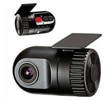 Видеорегистратор без монитора Х 250 BlacK Hero, камера 1,3 МП с антибликовым покрытием линз, MP4