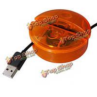 Круглой провода Twister станок для каркасной намотки кабеля держатель для кабеля случайный цвет