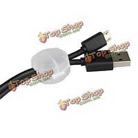 Кабель этикетке знак кабель организатор менеджер провода для кабелей случайный цвет