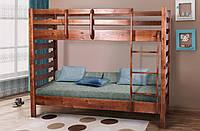 Кровать двуспальная Троя массив сосна