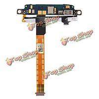 Сенсорная клавиатура вибратор с Mic Flex ленточный кабель для HTC One s