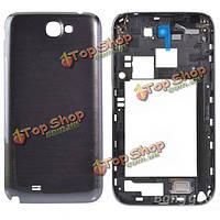 Середине рамы задний корпус+батарея Back чехол для Samsung N7100 Galaxy