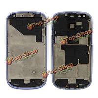 ЖК-дисплей Digitizer Assembly рамка для Samsung S3 Mini i8190