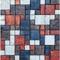 Мозаика микс для кухни Vivacer RM01 смесь цветов