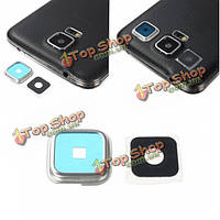Телефон объектив камеры замены крышки для Samsung Galaxy S5 i9600