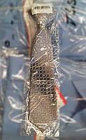 Детский галстук с зажимом светло-коричневый