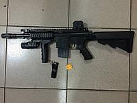 Оружие автомат в пакете 63см
