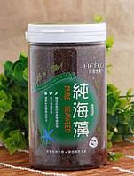 Маска для лица из семян (спор) бурых водорослей liceko pure seaweed mask