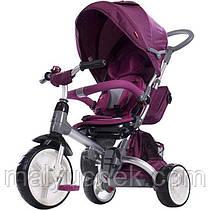 Велосипед триколісний Sun Baby Little Tiger T500 Maroon