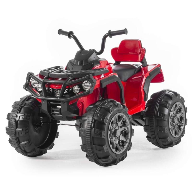 Детский электрический квадроцикл M 3156 EBR-3 красный(8808,К0906)с мягкими колесами  - Интернет магазин  ТОРГОВАЯ ЛАВКА в Черкассах