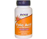 Folic Acid 800 mkg 250 tabs