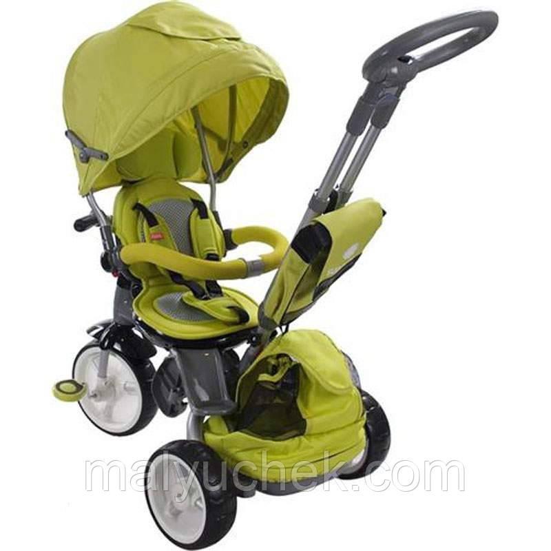 Велосипед трьохколісний Sun Baby Little Tiger T500 (колір - Green)