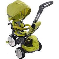 Велосипед трьохколісний Sun Baby Little Tiger T500 (колір - Green), фото 1