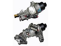 Корпус масляного фильтра c 2006 Renault Master 2.5 dci