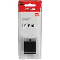 Аккумулятор батарея Canon LP-E10 LPE10 емкость 860 mAh Canon 1100D 1200D Rebel T3 X50 EOS, 1100D, Rebel T3 X50