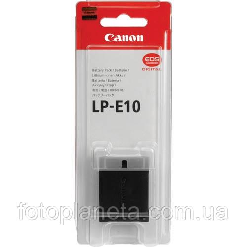 Аккумулятор LP-E10 для Canon 1100D, 1200D