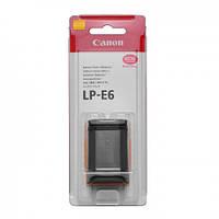 Аккумулятор батарея Canon LP-E6  LPE6 емкость 1 800 mAh 6D, 7D, 60D, 70D