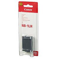 Аккумулятор батарея Canon NB-1LH NB1LH емкость 840 mAh 200а, 300, 300a, 320, 330, 400, 430, 500, V, V2, V3, VI