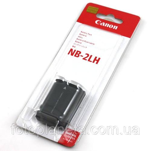 """Аккумулятор батарея Canon NB-2LH NB2LH, NB-2L емкость 720 mAh 350D, 400D, Digital Rebel XT, Digital Rebel XT E - Интернет-магазин """"FotoPlaneta"""" в Киеве"""