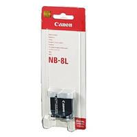 Аккумулятор батарея Canon NB-8L NB8L емкость 740 mAh PowerShot A3100, A3150, A3000, A3200, A3300, A3350, A1200