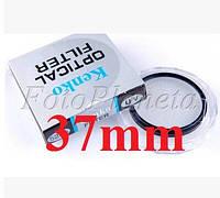 Ультрафиолетовый светофильтр UV Kenko optical filter 37 мм