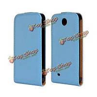 Кожа защитный Flip чехол для НТС Desire 300 смартфон