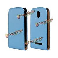 Flip кожи защитный чехол для HTC Desire 500 смартфон