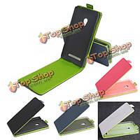 HitColor Flip PU кожа защитный чехол крышки для ASUS для iPhone 5
