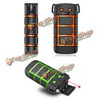 Cager WP10 5600мАh открытый пыле водонепроницаемый Business PowerBank для мобильного телефона