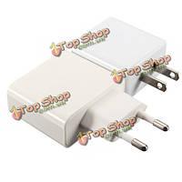 US/EU плагин qc2.0 двойной 2 USB порт питания переменного тока перемещения дома стены быстрое зарядное устройство адаптер