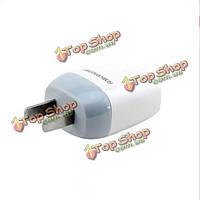 Discoverybuy 5V 1a US cn белые стены адаптер питания зарядное устройство для мобильных телефонов