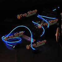 Dacom светящееся свет лазера растущий бас Проводная система управления для наушников наушники